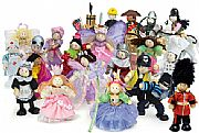 Doll & Animal Play Figures