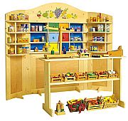 Shop & Market Stall Play Sets