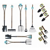 School Gardening Tools for Older Children - Set 1