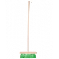 Childrens Green Garden Broom