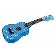 Childrens Acoustic Guitar - Blue