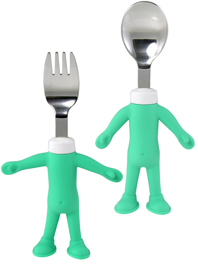 Childrens Fork And Spoon Set Kids Cutlery Set