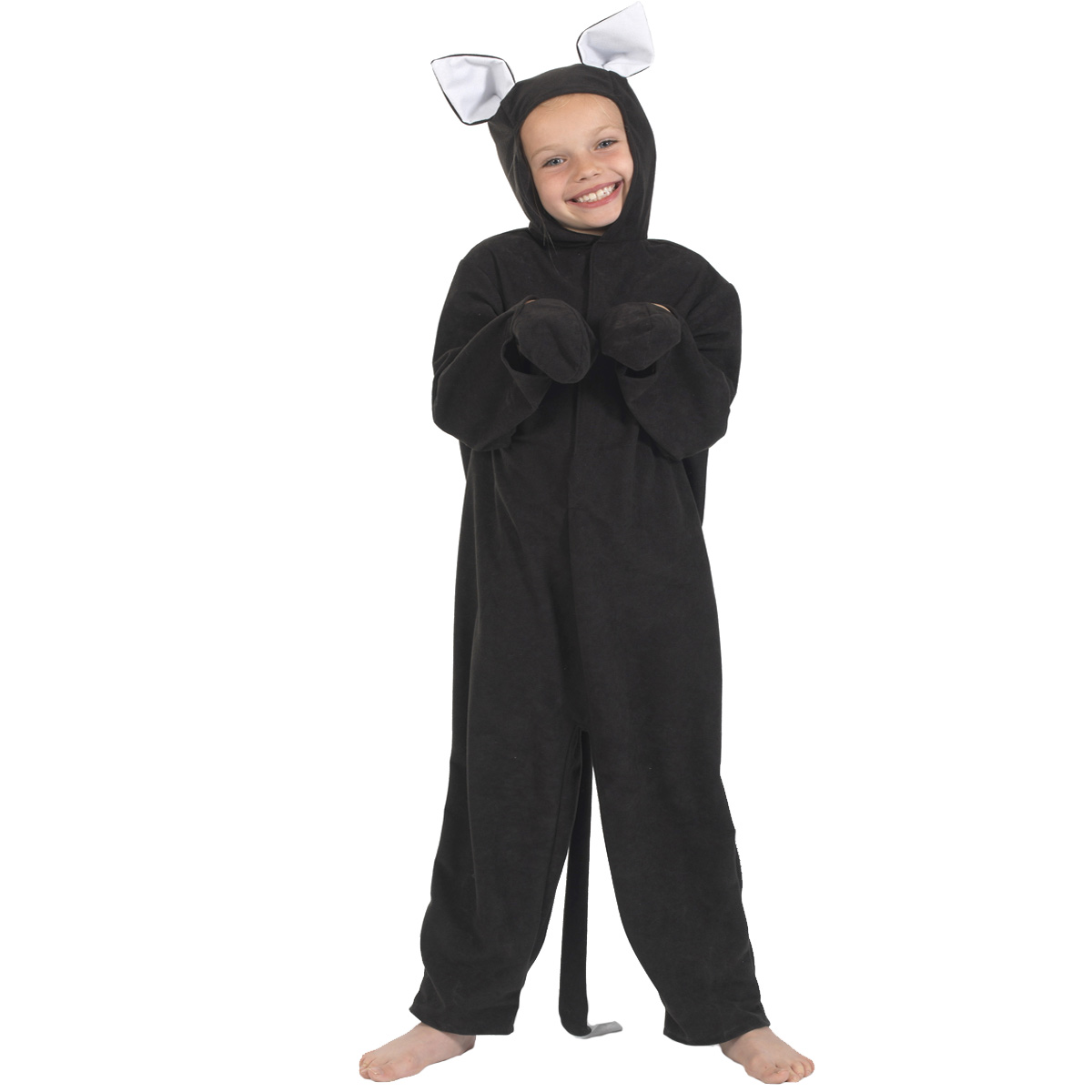 Kids Halloween Cat Costumes Black Cat Costume For Kids