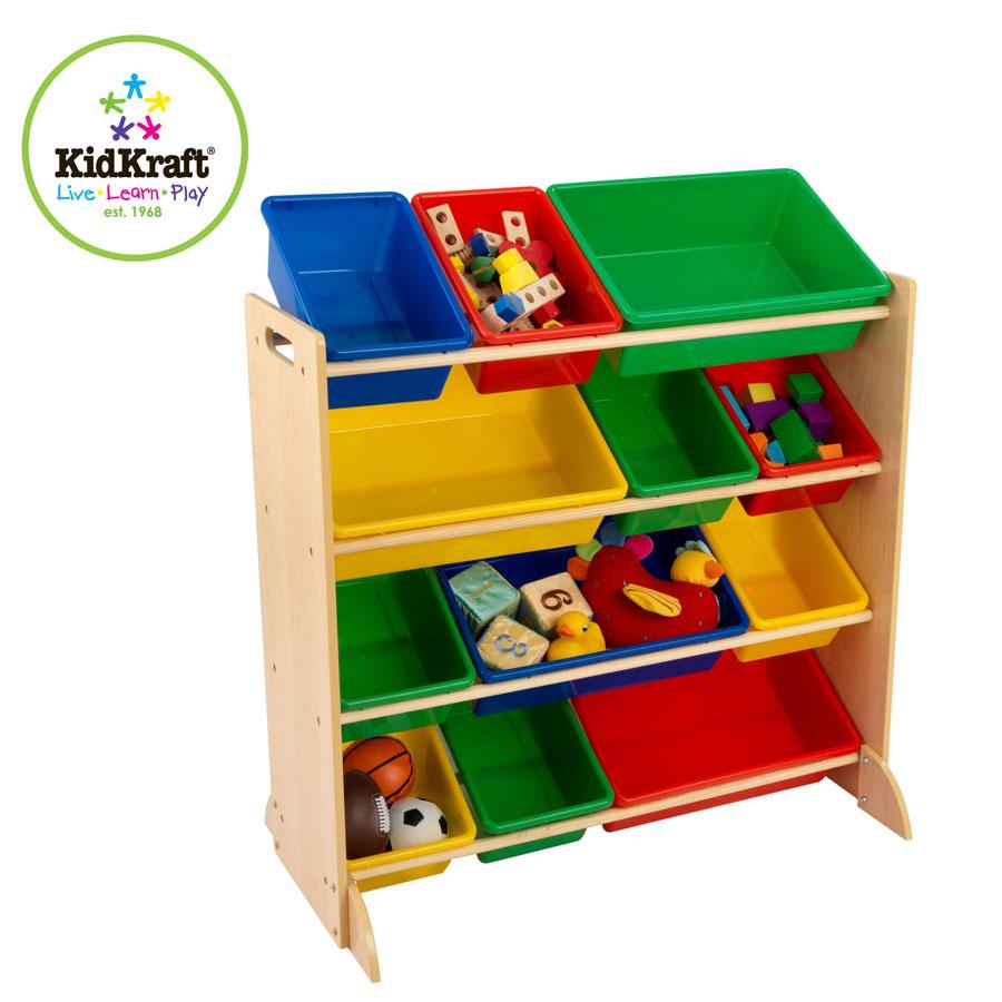 Toy storage bin images - Meuble de rangement avec bac ...