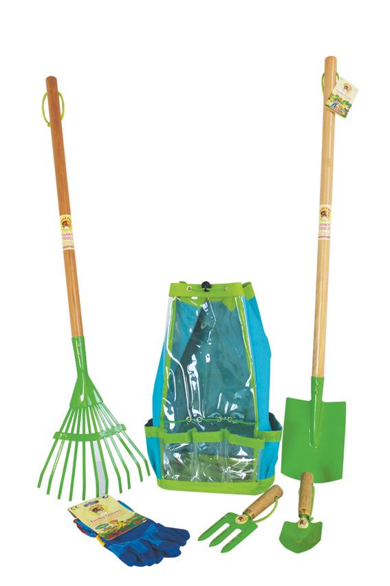 Garden gift set tool gardening tools children for Gardening tools for kids