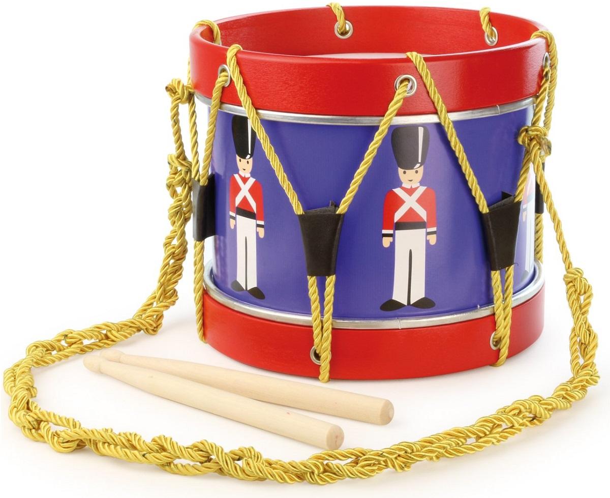 Marching Band Drum, Children's Drum, Wooden drum
