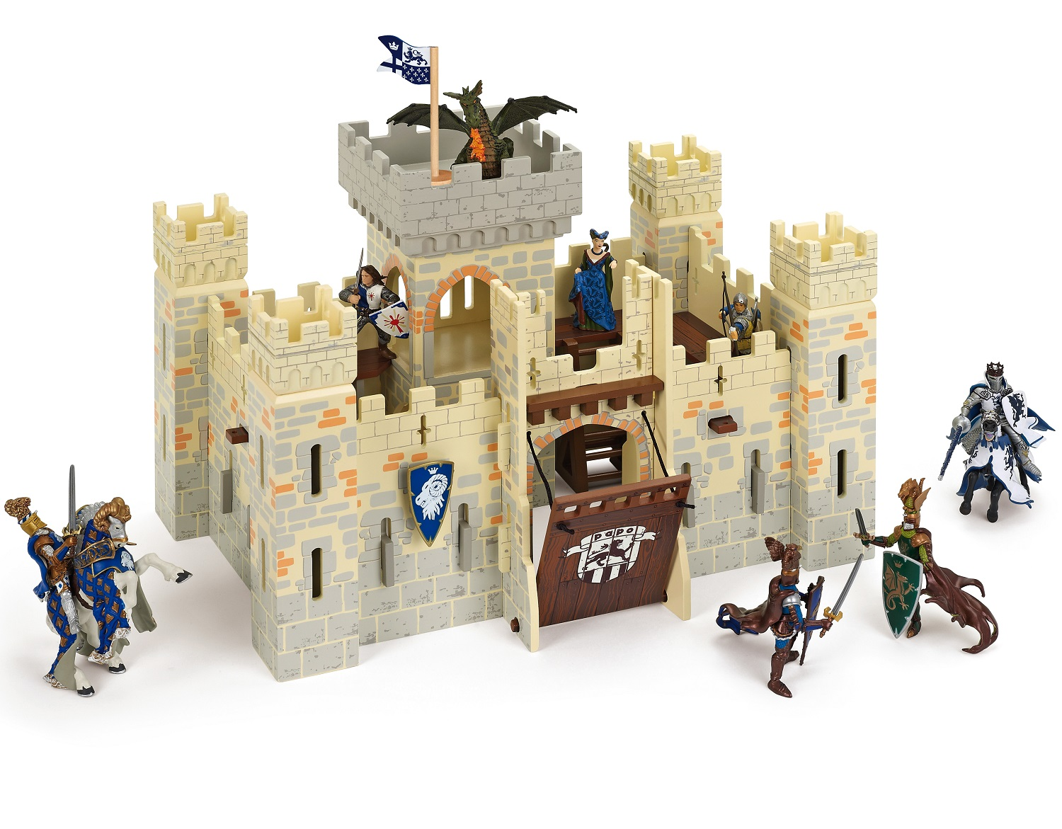 Papo Knights Castle