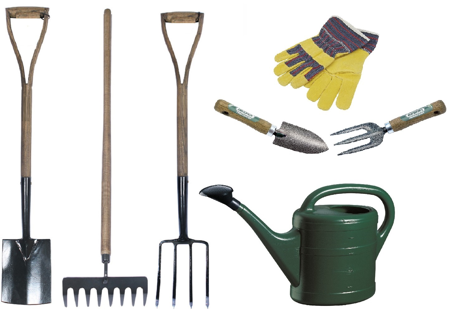 Older children 39 s garden tool set gardening tools for children for Childrens gardening tools