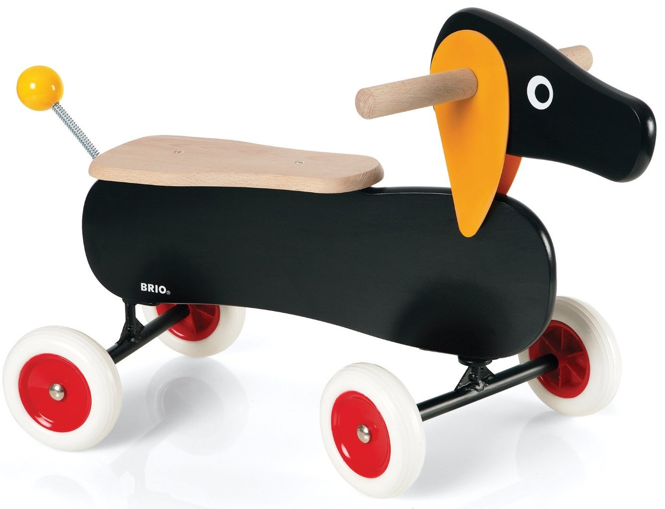 Ride On Toys : Babies wooden ride on toys
