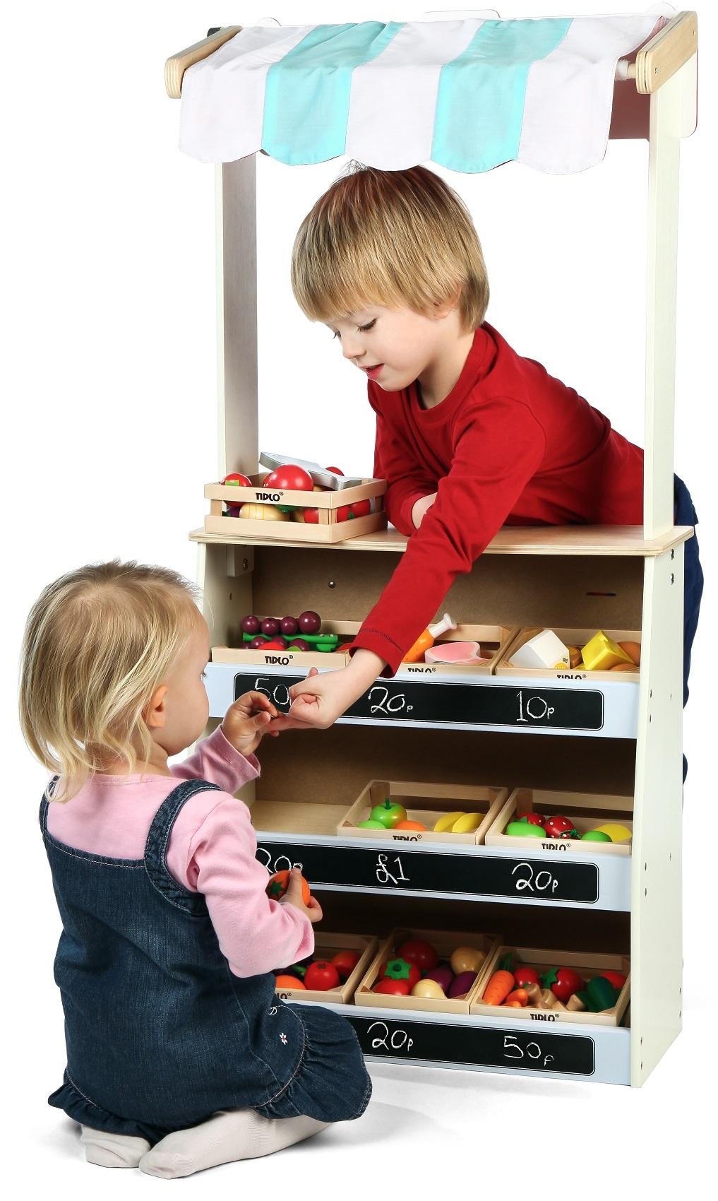 Children's Wooden Play Shop & Theatre