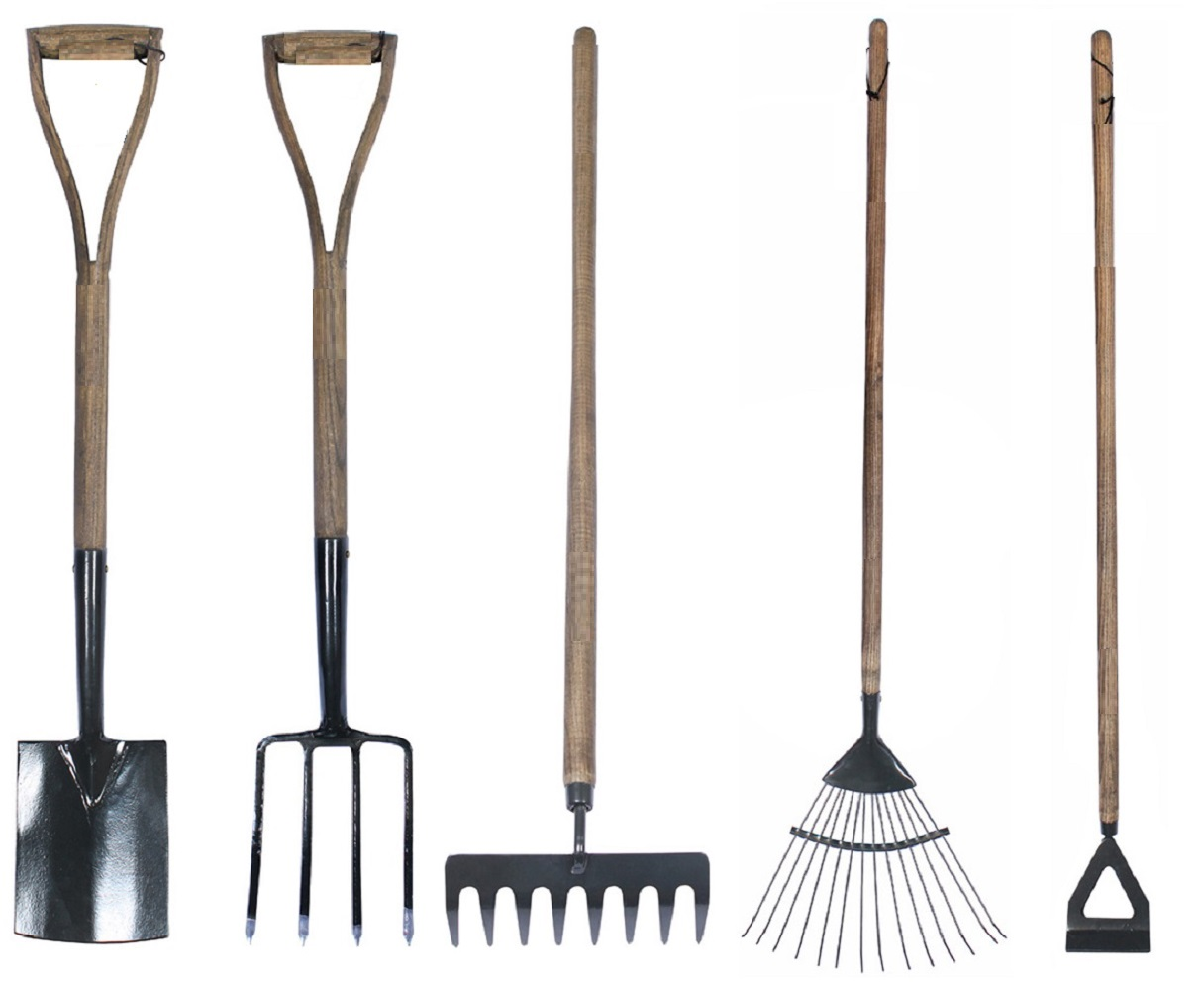 Garden tools list with picture for Horticulture tools list