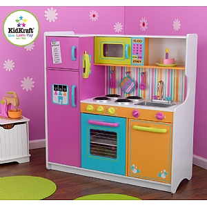 Deluxe Big & Bright Kitchen Set