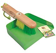Childrens Garden Brushes and Dustpans