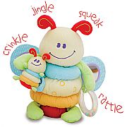 Baby Soft Activity Toys