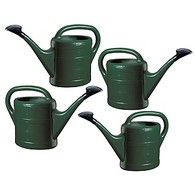 Set of Four Watering Cans
