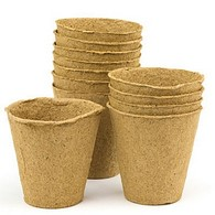 Biodegradable Plant Pots