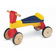 Colourful Wooden Trike