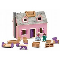 Fold & Go Dolls House