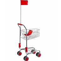 Children's Metal Shopping Trolley