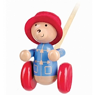 Push Along Paddington Bear (Gift Boxed)