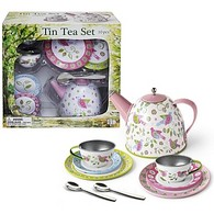 Lovebirds Tea Set