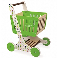 Janod Wooden Market Shopping Trolley