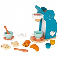 Coffee Machine and Breakfast Set