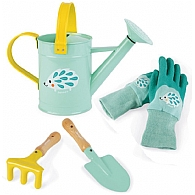 Happy Little Gardener Watering Can Set