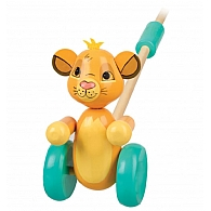 Push Along Simba (Gift Boxed)