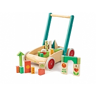 Tender Leaf Baby Blocks Walker
