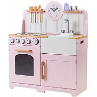 Country Play Kitchen - Pink