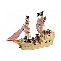 Paragon Wooden Pirate Ship