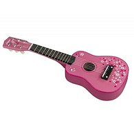 Childrens Acoustic Guitar - Pink