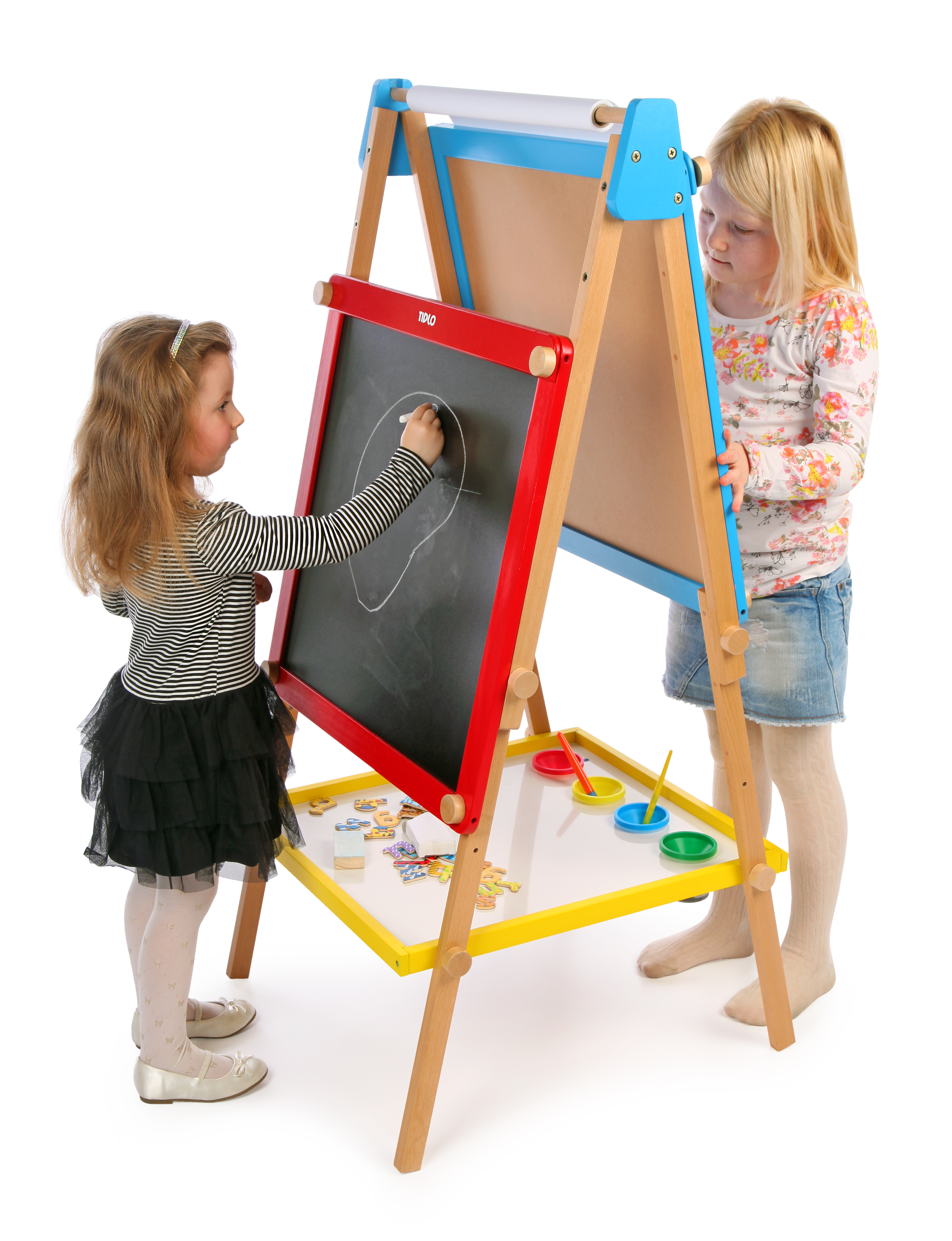 height adjustable magnetic easel tildo easel t 0210