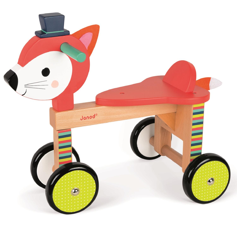 Janod Baby Forest Fox Trike l J l 57 99