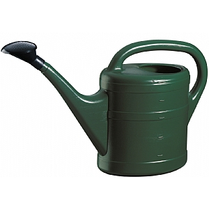 5Ltr Green Watering Can
