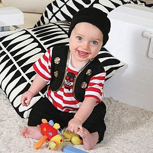 Baby Pirate Fancy DRess