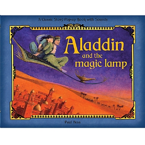 Aladdin & the Magic Lamp Pop-Up Book with Sounds