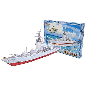 Large Peace Boat 3D Puzzle