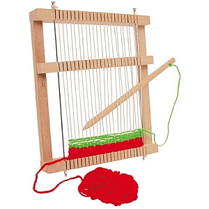 Children's Weaving Loom