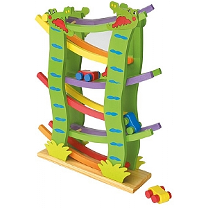 Crocodile Marble Run