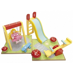 Le Toy Van Dolls' Outdoor Playset