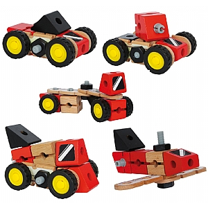 5 in 1 Vehicle Set