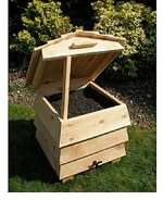 Beehive Worm Composter