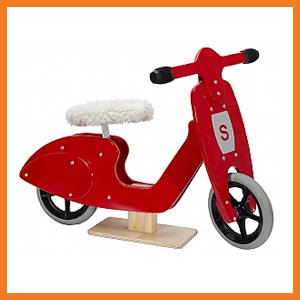 Red Balance Scooter