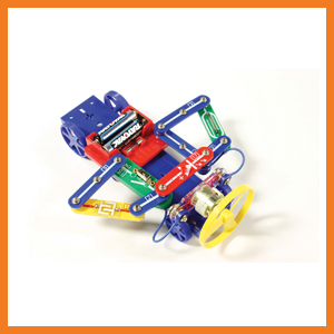 Cars & Boats Electronic Kit