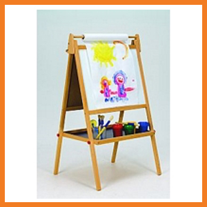 Children's 2-1 Easel