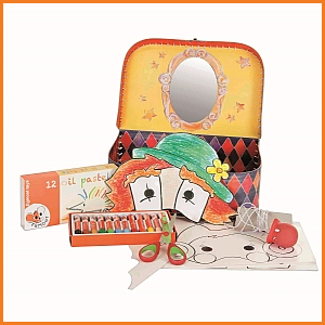 Children's Face Painting Set