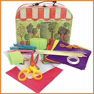 Children's Flower Making Kit