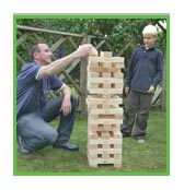 Garden Games for Children